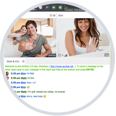 Top video chat site